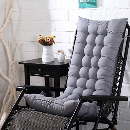 Le cuscino per sedie a dondolo sedia pieghevole per siesta cuscino per sedie double sided poltrona imbottita cuscino per sedie in bambù cuscino universale per divano,a_155*48cm