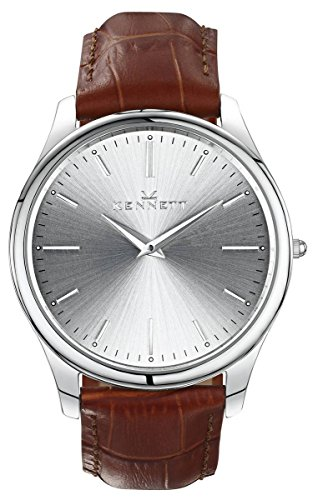 Mens Kennett Kensington Watch KSILSILLGBR