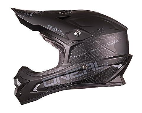 O'Neal 3 Series Helmet (Black, Large)