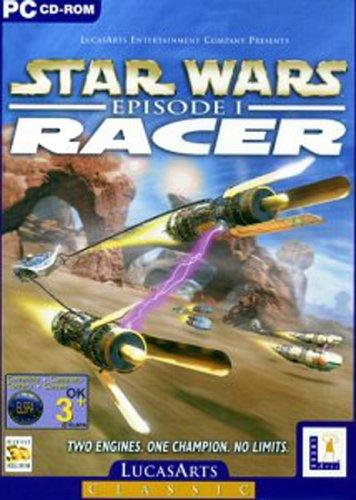 LucasArts Lucas Classic Line: Star Wars Episode 1 Racer (PC)