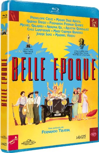 Belle Epoque (Import) (Blu-Ray) [1992] (Epoque Belle)