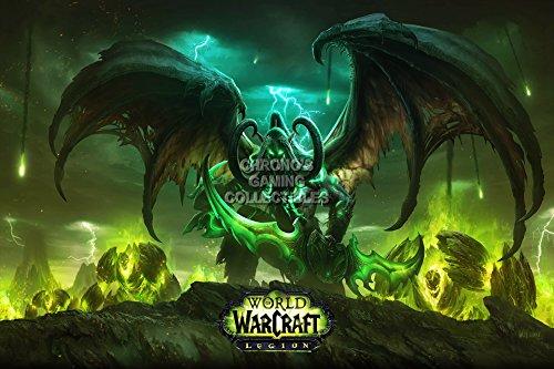 """Preisvergleich Produktbild CGC Große Poster–World of Warcraft Legion PC–ext170, Papier, 24"""" x 36"""" (61cm x 91.5cm)"""