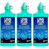 Paquete de 3 Amo Lens Plus Ocupure de 360 ml