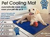 Mega _ Jumble selbst Cooling Gel Pet Kühlmatte 60x 44cm, Blau