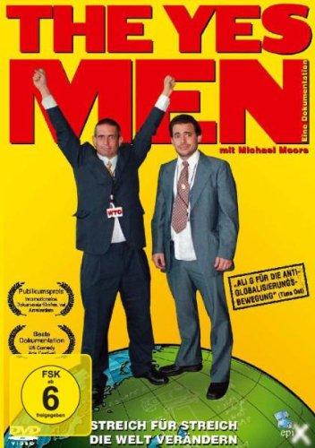 The Yes Men -  Streich für Streich die Welt verändern