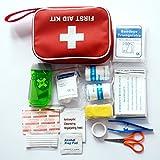 konmed Medical Erste-Hilfe-Set für Camping/Adventure/Wandern/Reisen/Notfall Rescue Tasche