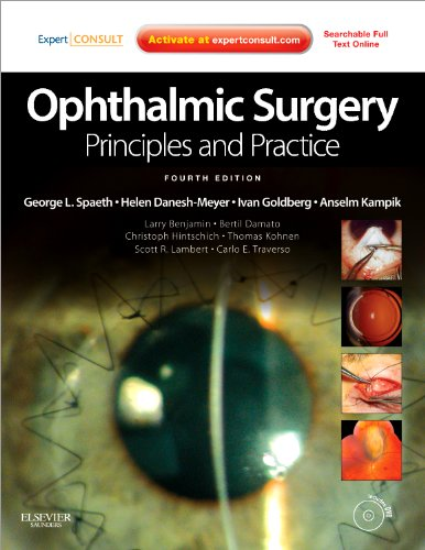 Ophthalmic Surgery: Principles and Practice (Expert Consult Title: Online + Print)