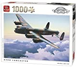 King History Collection Avro Lancaster 1000 pcs Puzzle - Rompecabezas (Puzzle Rompecabezas, Historia, Adultos, Ivan Berryman, Hombre/Mujer, 8 año(s))