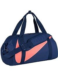 Nike Polyester Blue Sports Duffel
