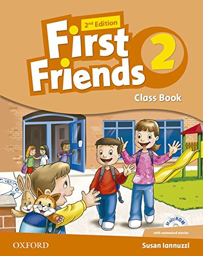 First friends. Classbook. Con espansione online. Per la Scuola elementare: Pack First Friends Class Book 2. Multi-Rom - 2nd Edition (Little & First Friends Second Edition)