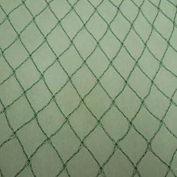 Teichnetz 9m x 8m Reiherschutz Silonetz Laubschutznetz
