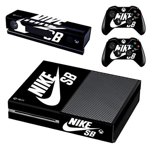 Cool Skin Sticker für Xbox One Konsole und 2 Controller Full Cover Vinyl Wrap Sticker SB-B