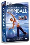 Gymball (Gym Ball) The Definitive Triple DVD Box Set - Containing Gymball Workout An Introduction to Gymball, Pilates Gymball & Gymball Roll off the Pounds Aerobic Workout. Fit for Life Series [Edizione: Regno Unito]