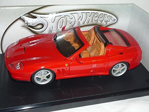 ferrari-superamerica-foundation-cabrio-rot-1-18-mattel-hot-wheels-modellauto-modell-auto