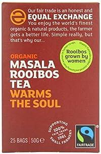 Org F/T Masala Rooibos Tea