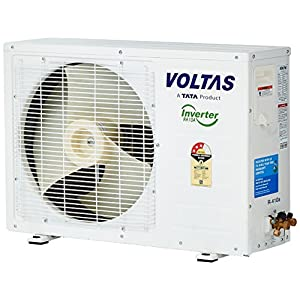 Voltas 1.5 Ton 3 Star Inverter Split AC (Copper, 183V JZJ, White)