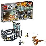 LEGO  Jurassic World  Ausbruch des Stygimoloch 75927 Unterhaltungsspielzeug für Jungen und Mädchen - LEGO