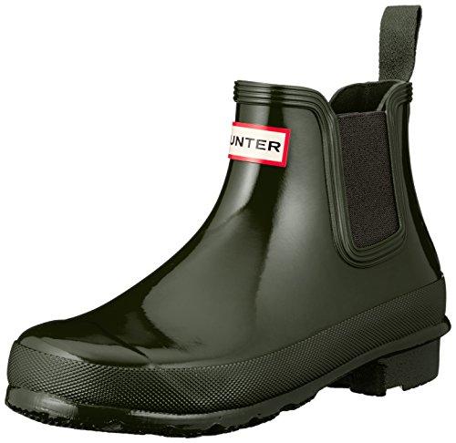 Hunter Damen Original ChelMeer Gloss Gummi Wasserdicht Schnee Stiefel EU 36-43 Hunter Original Gloss