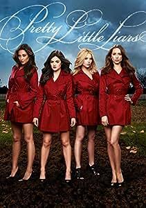 Pretty Little Liars - Season 4 (Exclusive to Amazon.co.uk) [DVD] [2010]