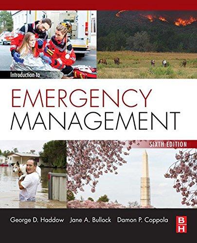 Introduction to Emergency Management (Plan Management Coastal)