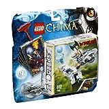 LEGO Legends of Chima 70106 - Speedorz 'Torre de Hielo', juegos de construcción