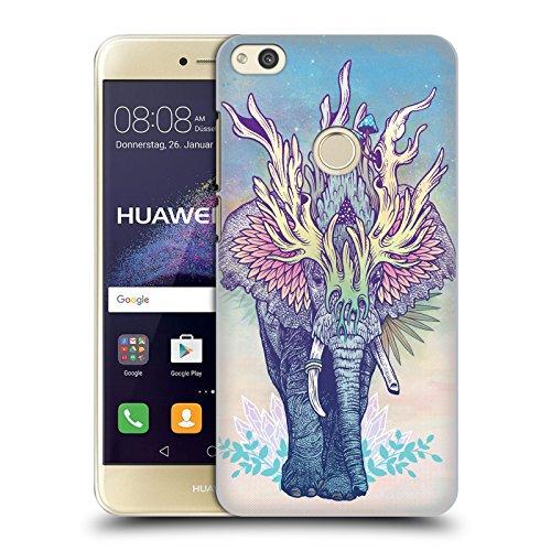 ufficiale-mat-miller-spirito-elefante-animali-cover-retro-rigida-per-huawei-p8-lite-2017