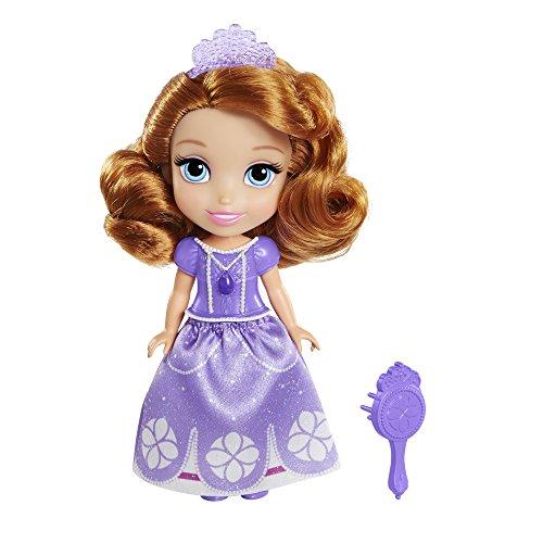 Disney Prinzessin Sofia die Erste Puppe Mädchen Spielzeug, Lila