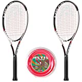 HEAD Tennisschläger - Paket Graphene Speed MP Adaptive 300 g 16x19 70 cm x 2