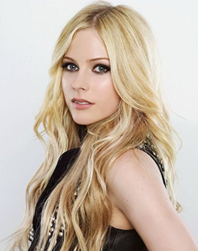 Avril Lavigne 108 Waterproof Plastic Poster Poster di Plastica Impermeabile - Anti-Fade - Possono utilizzare su Outdoor/Giardino/Bagno