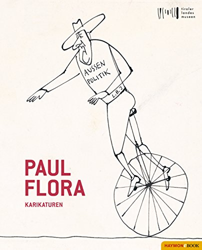 Paul Flora: Karikaturen