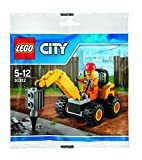 Lego City Demolition Driller - 30312