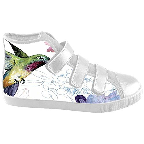 Dalliy Hummingbird And Flower Kids Canvas shoes Schuhe Footwear Sneakers shoes Schuhe C