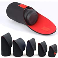 Desi Rang® 5 Size Camera Lens Protector Case Cover Bag Pouch Neoprene Waterproof DSLR Set of 5