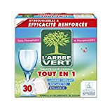 L' albero verde Tablet Lava Piatti hydrosolubles 30 Tablet 547,5 G