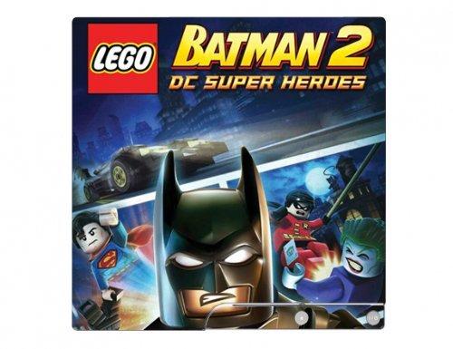 LEGO Batman 2: DC Super Heroes Game Skin for Sony Playstation 3 Slim Console PS3 by Skinhub