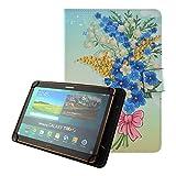 KATUMO Universal Tablet 10 Zoll Hülle, Schutzhülle für Samsung Galaxy Tab,Inklusive XIDO X111,Huawei MediaPad, Artizlee ATL-21plus 10 Zoll,Tablet PC ATL-21L,XIDO Z120/3G Tablet Pc ,Alldaymall 10 Zoll ,Lenovo Tab 2 A10-70 / Lenovo TAB3 10 Plus / YunTab 3G Tablet 10.1 inch / XIDO X110 10 inch, Blume