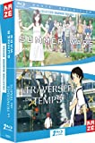 Summer Wars + La traversée du temps - Coffret 2 films de Mamoru Hosoda [Blu-Ray]