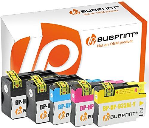 tronen kompatibel für HP 932XL 933XL für Officejet 6100 e-Printer 6600 e-All-in-One 6700 Premium 7110 7510 7610 7612 Wide Format ()