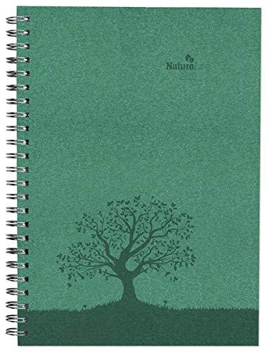 Wochenplaner Nature Line Forest 2020 - Bürokalender - Taschenplaner A5 - 1 Woche 2 Seiten - Ringbindung - 128 Seiten - Umweltkalender - Notizbuch (Tag-planer Für Woche Eine)