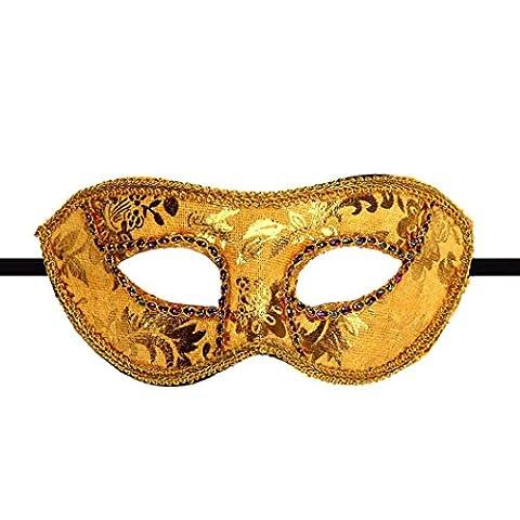 Reine Mardi Gras Costumes Sexy - Fulltime® Masque vénitien Mode creux Masquerade Halloween