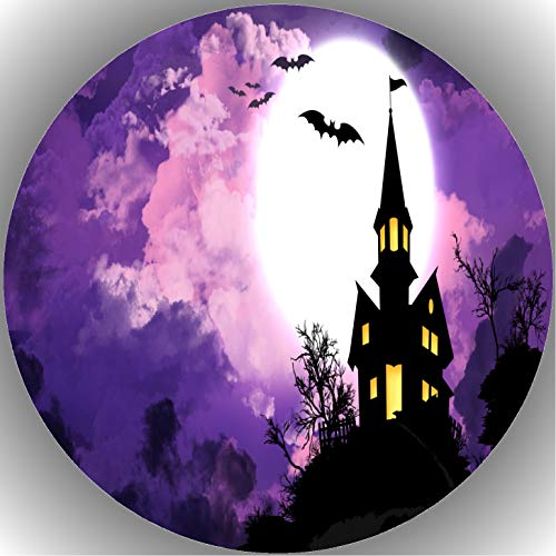 Fondant Tortenaufleger Tortenbild Geburtstag Halloween S2