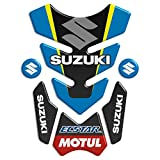 Protection de reservoir Moto MODELS en Gel compatible ''SUZUKI 3 WINGS 13x19,5''...