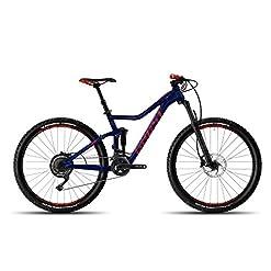 Ghost dreamr 4al 27,5Miss Blue/Riot Red 2017–Cornice Taglia M–Mountain bike
