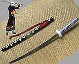 Z&S Katana Trafalgar Law nodaichi 104cm Farben Original einzigartige Schwert Law, Zoro One Piece