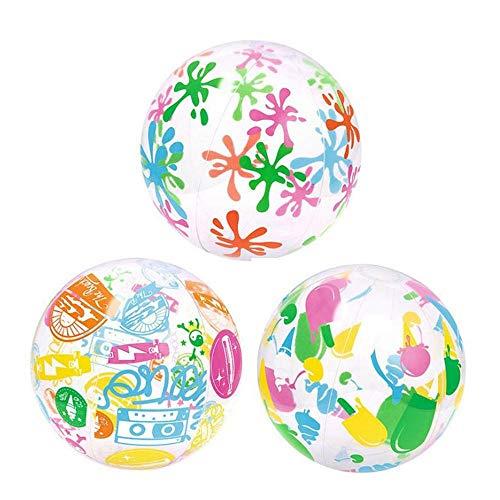 unter Wasserball, Populäre Elemente-Wasserball-Spiel-Wasserball, Der Pat Auf Dem Ball-Wasser-aufblasbaren Ball-Spielzeug Schwimmt ()