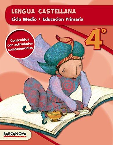 Lengua castellana 4º CM (Materials Educatius - Cicle Mitjà - Llengua Castellana) - 9788448936761