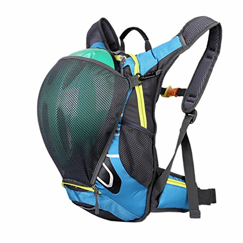 XingYu-XY15L Wasserdicht Fahrradrucksack - Anti-Crack Breath Antiskid Hiking Camping Mountaineering Outdoor Cycling Shoulder Backpack Blau