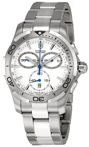 Victorinox Swiss Army Men's 241303 Alliance Sport Chrono Watch