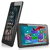 rotor® 7 pollici Windows Tablet PC, Bluetooth, IPS HD Display 1024 X 600, Windows