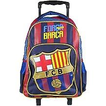 e484e25bde6c8 FC Barcelona Mochila Trolley Mochilas escolares Mochilas Maleta Equipaje  Mano 32x43x18cm